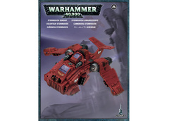 Space Marines Stormraven Gunship