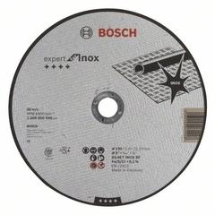 Отрезной круг Bosch Expert for INOX 230 x 2 мм прямой
