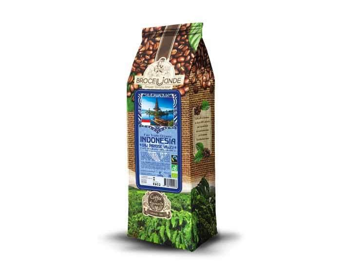 Кофе в зернах Broceliande Indonesia