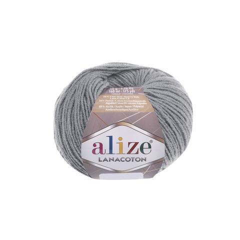 Купить Пряжа Alize Lanacoton Код цвета 021 | Интернет-магазин пряжи «Пряха»