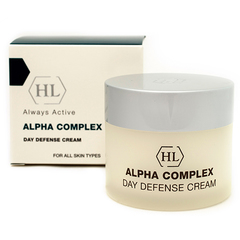 Holy Land Alpha Complex Multifruit System Day Defense Cream Spf 15 - Дневной защитный крем