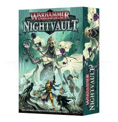 Warhammer Underworlds: Nightvault. Русская версия