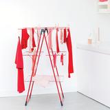 Трехъярусная напольная сушилка (23 м навески), Красный, арт. 477867 - превью 3