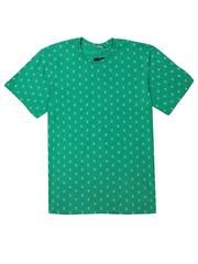 4150-5 футболка мужская, зеленая