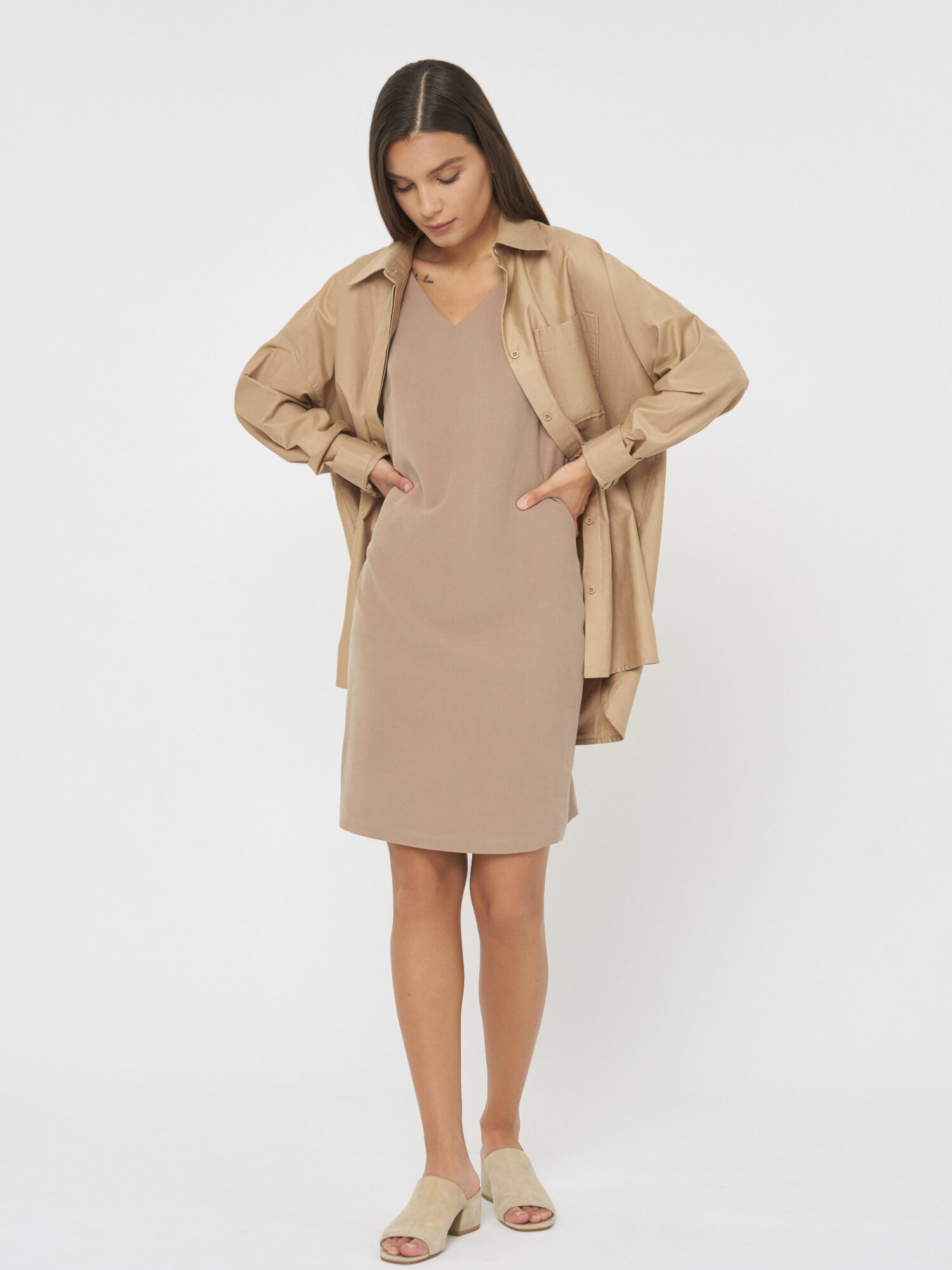 Платье Kim мини