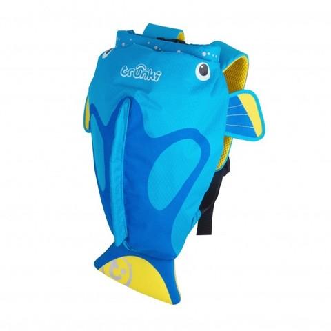 детский рюкзак непромокаемый для бассейна Рыба