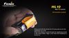 Купить Налобный светодиодный фонарь Fenix HL10, 70 люмен (34252) по доступной цене