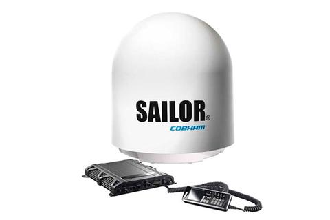 Купить Морской спутниковый терминал Thrane & Thrane Sailor 500 Fleetbroadband по доступной цене
