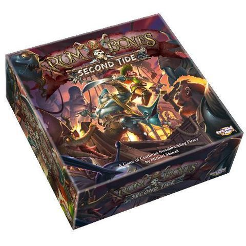 Rum & Bones: Second Tide Core Box