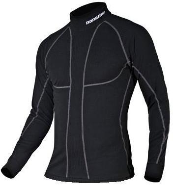 Терморубашка Noname Arctos Underwear Black 15