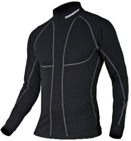 Термобелье рубашка Noname Arctos Underwear Black 15