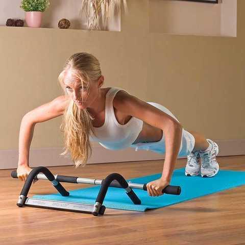 Домашний турник Iron Gym (Айрон Джим, Пауэр Джим) - это многофункци...