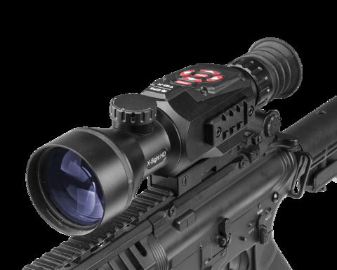 Цифровой охотничий прицел ночного видения ATN X-Sight II HD 5-20Х85 ДЕНЬ/НОЧЬ