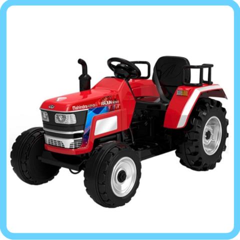 Трактор O030OO с дистанционным управлением