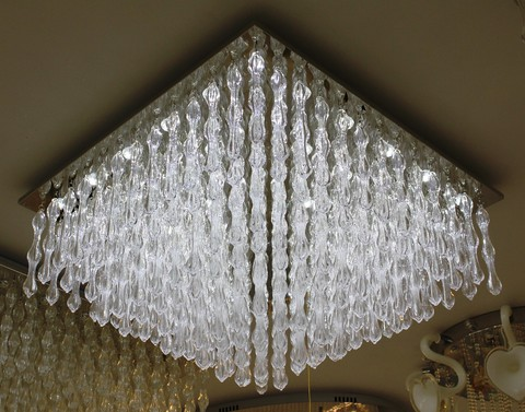 cristal chandelier 34-05  ( Cristal palace )