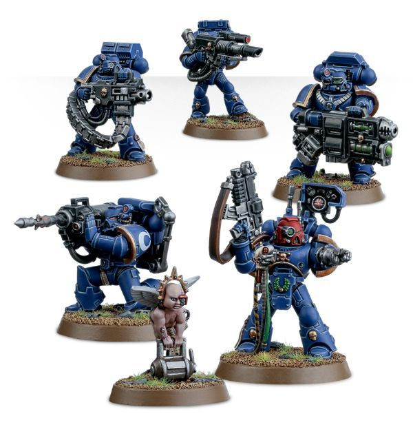 Space Marine Battle Demi-Company