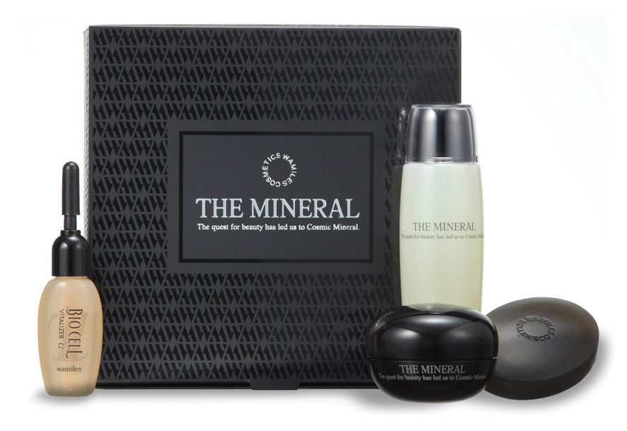Набор косметический Wamiles The Mineral Collection