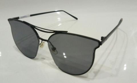 Солнцезащитные очки 107001s Черный - фото