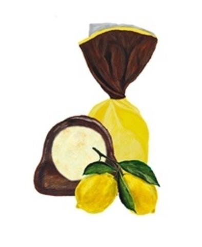 Шоколадные конфеты «Лимончелли» в ассортименте в ж/б, 150 г