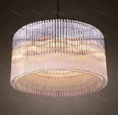 Люстра ASTOR CRYSTAL ROUND Restoration Hardware 68290761