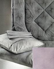 Постельное белье 2 спальное евро макси Cassera Casa Alagon серое