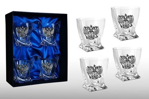 Подарочный набор стаканов для виски «Элитный»