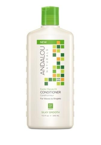 Кондиционер для жёстких и вьющихся волос Andalou Naturals | Коллекция
