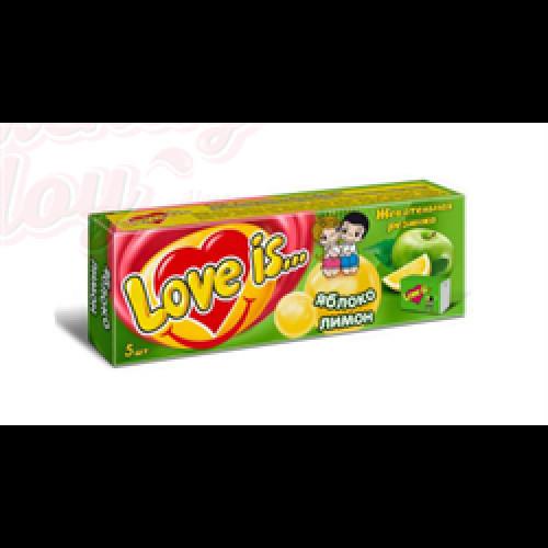 Жевательная резинка Love is, 20 шт