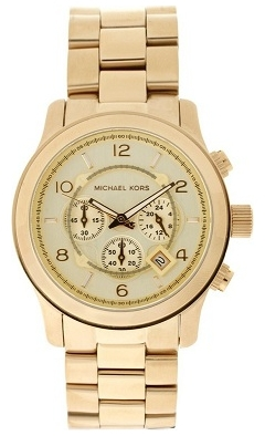 52a23e3bc095 Наручные часы Michael Kors Runway MK8077- купить по цене 140413.0 в ...