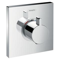 Смеситель встроенный термостат Hansgrohe ShowerSelect Highflow 15760000