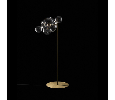 Floor lamp Bolle 06 by Giopatto & Coombes