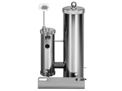Дымогенератор Добрый Жар с фильтром ∅89 мм, h-648 мм