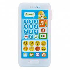 Fisher Price Развивающая игрушка «Телефон Ученого щенка» (FPR23)