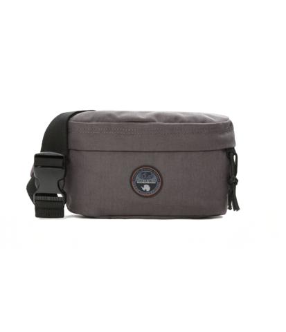 Сумка на пояс Napapijri Hoyage Waist Bag Grey Solid