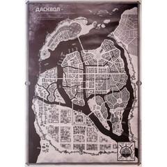 План города Дасквол