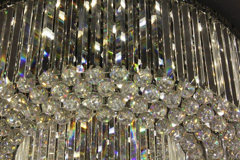cristal chandelier 35-06  ( Cristal palace )