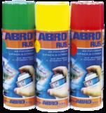 Акриловая краска спрей ABRO Rus 226г  (12шт/кор)