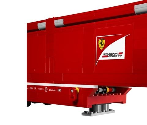 LEGO Speed Champions: F14 T и Scuderia Ferrari 75913