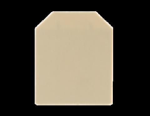 TRS 3 BG разделительная пластина для установки между перемычками бежевого цвета Артикул: 2566.2