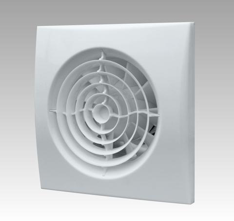 Накладной вентилятор Эра AURA 5C D125 с обратным клапаном