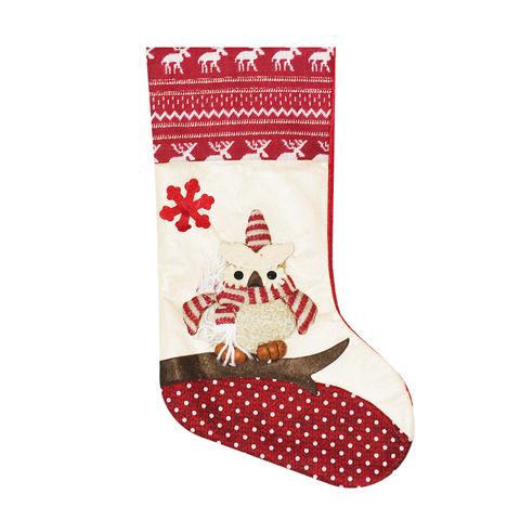 Носок для подарков Owly