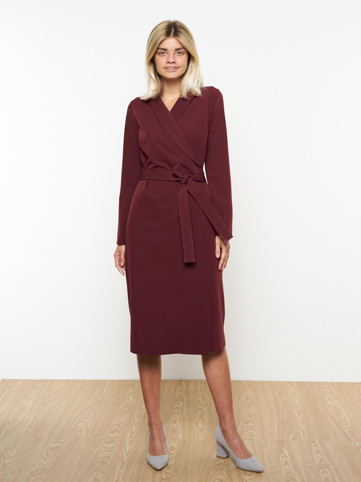 Платье Kate с длинным рукавом