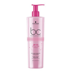 Мицеллярный очищающий кондиционер Schwarzkopf BC Bonacure pH 4.5 Color Freeze Micellar Cleansing Conditioner