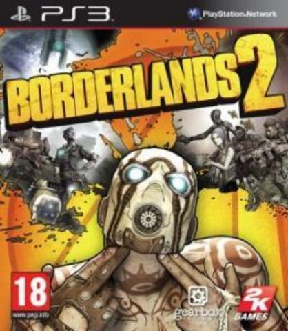 Sony PS3 Borderlands 2 Day One Edition (русская документация)