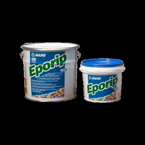 Mapei Eporip/Мапей Эпорип двухкомпонентный эпоксидный клей для швов и заполнения трещин в стяжках