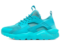 Кроссовки Женские Nike Air Huarache Run Ultra Turquoise