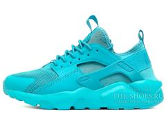 Кроссовки Женские Nike Air Huarache Run Ultra Turquoise