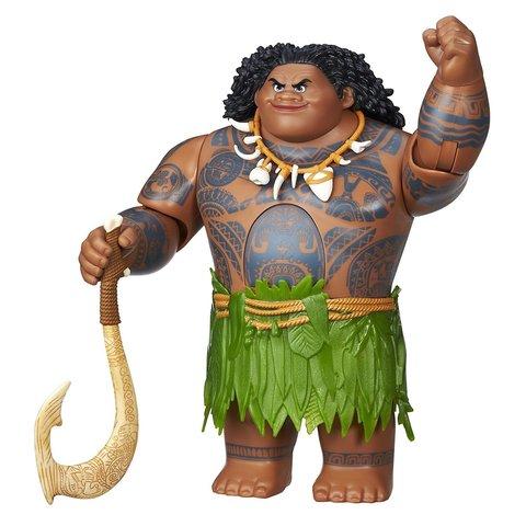 Говорящая Игрушка Мауи (Maui) 26 см - Moana, Hasbro