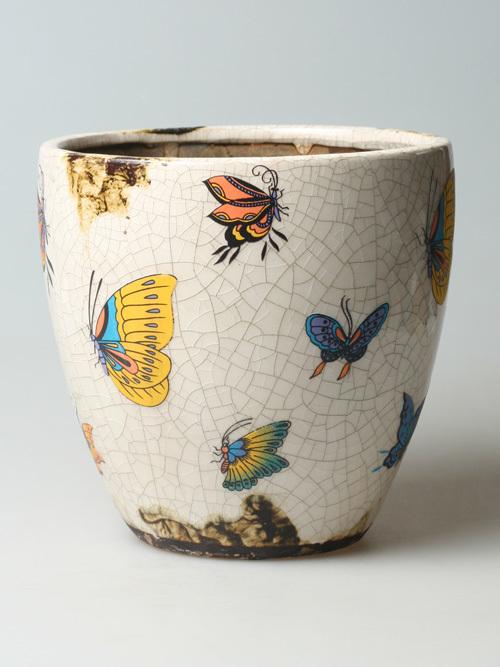 Шамотная ваза WB 110018 M