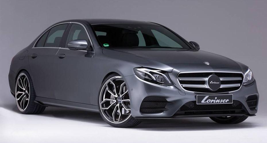 Обвес Lorinser для Mercedes E-class W213